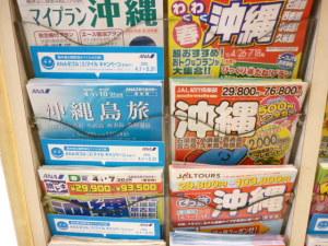 わたしは、沖縄にも行ったことがない。