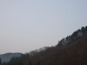 5月4日、朝の散歩