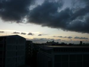(10/08/03)「環八雲」
