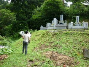 (10/08/14)墓参り(大芦)