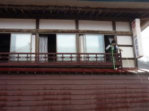 昭和館を写す(4月30日、5月1日)