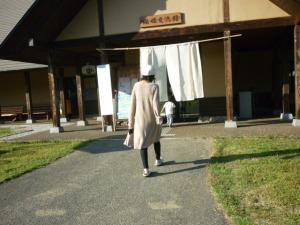 150922_奥会津にて・「織姫交流館」