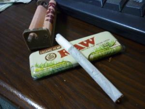 160113_手巻き紙タバコ