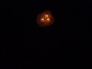 160723_奥会津にて・お祭りの花火