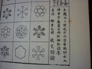 高撰雪花図説(謄写)